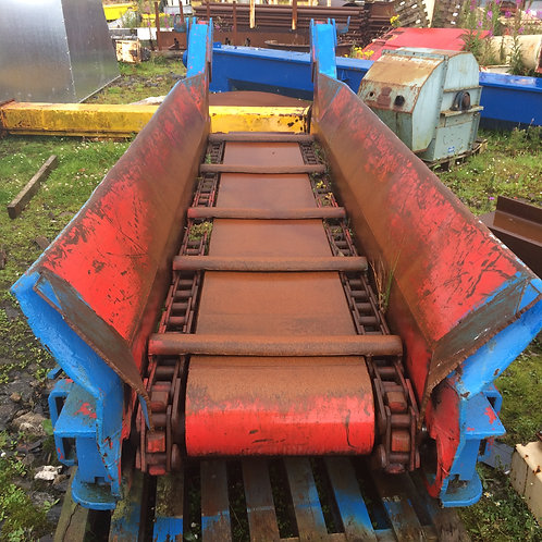 Morbark Model 23 Chipper Infeed Conveyor