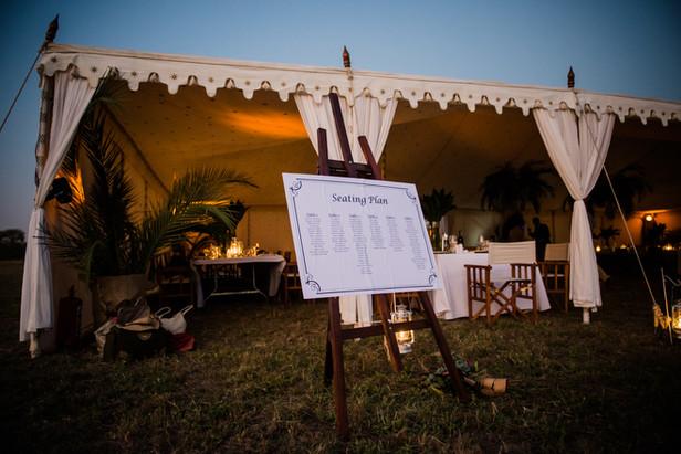 Timbavati Wedding