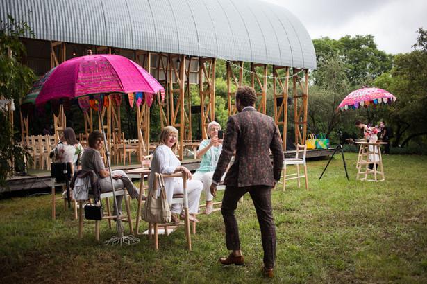 Surrealist Wedding