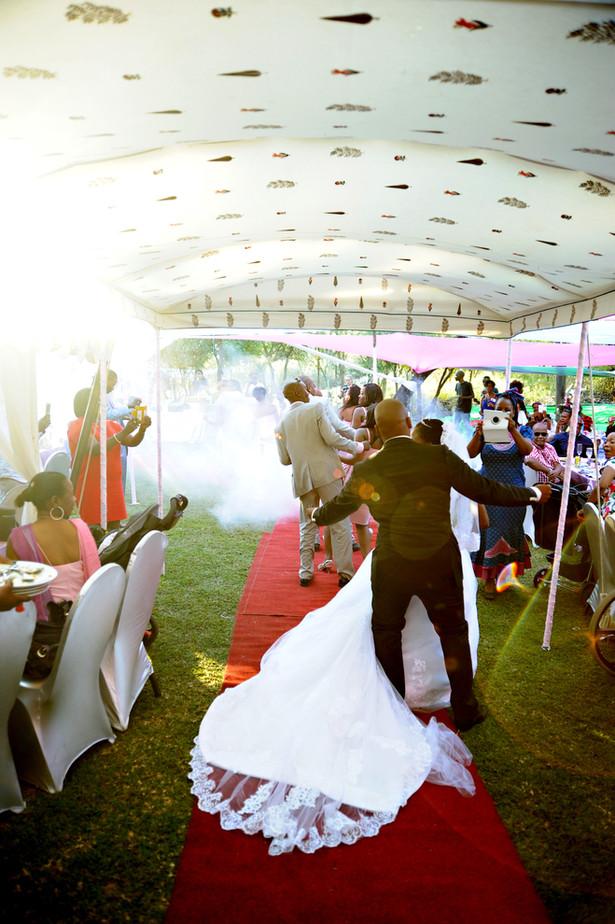Gaborone Wedding