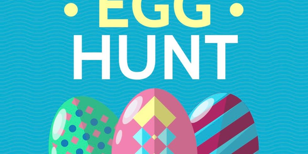 Easter Egg Air-Drop & Hunt