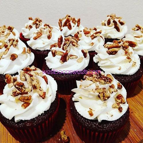 Red Velvet Cupcakes - 12