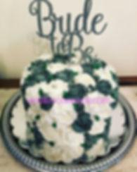 #bridetobecake #westbocasweets
