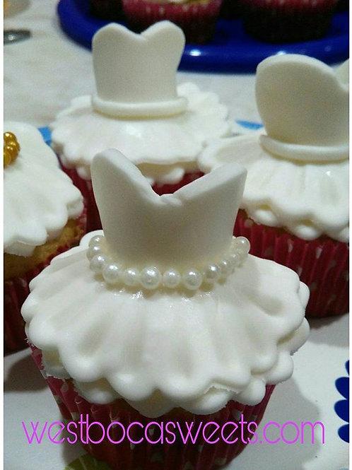 Ballerina Cupcakes - 12