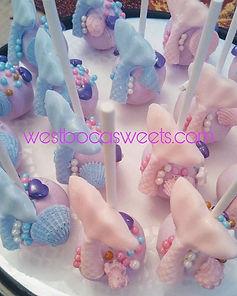 #Chocolatemermaidtail #cakepops love it!
