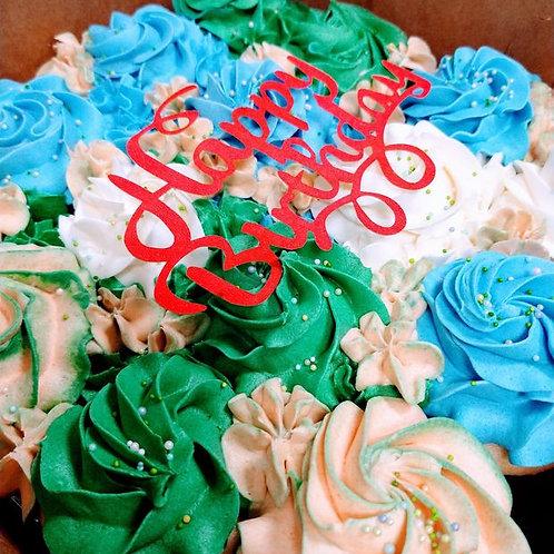 Pull-Apart Cupcakes - 12