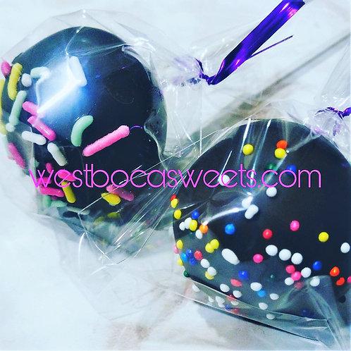 Chocolate Cake Pops - 12
