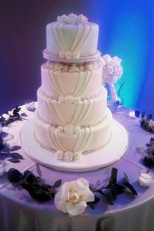 Wedding Cake - Starting at $400