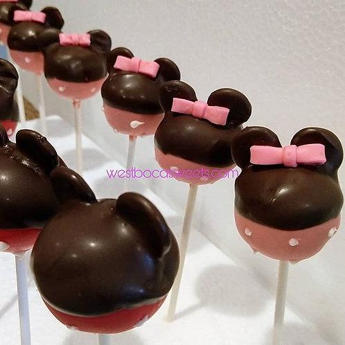 Disney Inspired Cake Pops - 12