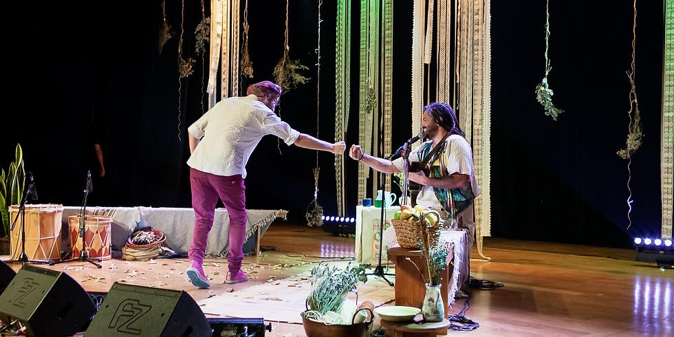Palestra Show com João Oliveira e Luiz Salgado