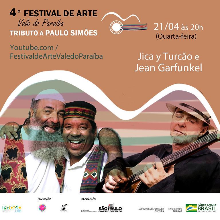 Jica y Turcão e Jean Garfunkel  | 4º Festival de Arte Vale do Paraíba