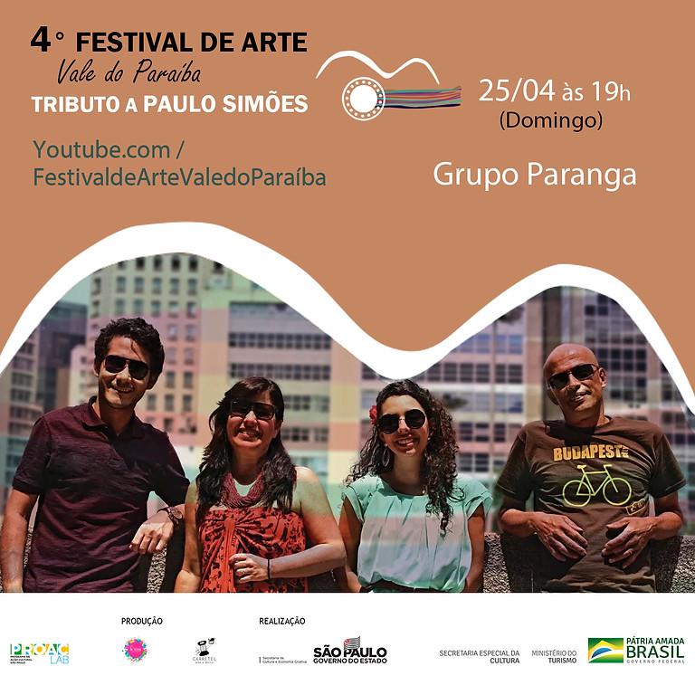 Grupo Paranga | 4º Festival de Arte Vale do Paraíba