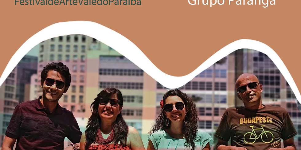 Grupo Paranga   4º Festival de Arte Vale do Paraíba