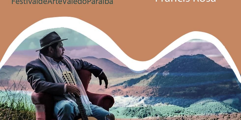 Francis Rosa   4º Festival de Arte Vale do Paraíba