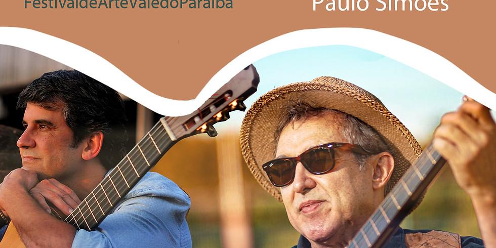 Cláudio Lacerda e Paulo Simões   4º Festival de Arte Vale do Paraíba