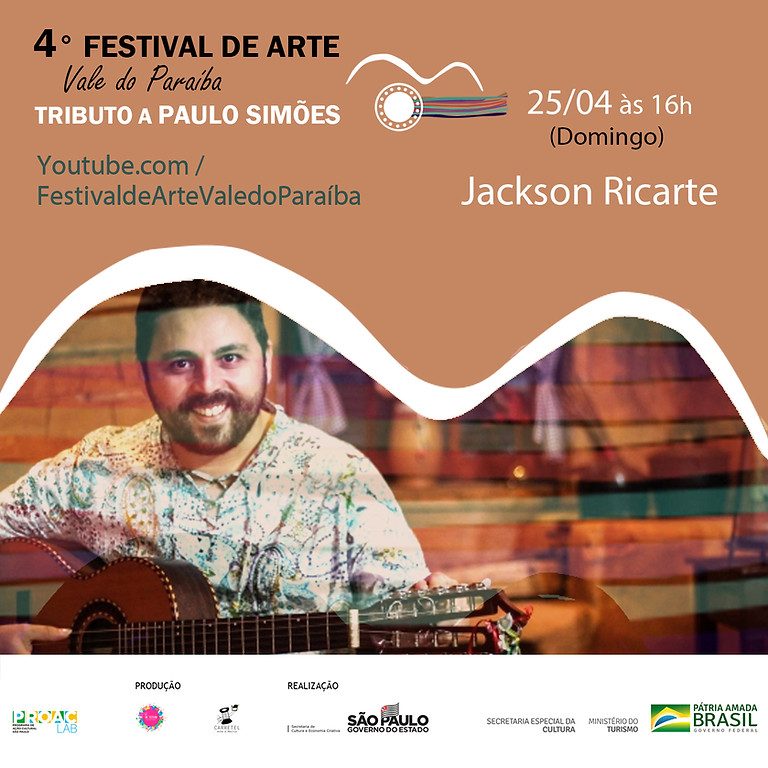 Jackson Ricarte | 4º Festival de Arte Vale do Paraíba