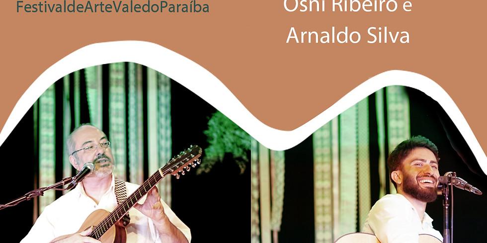 Osni Ribeiro e Arnaldo Silva