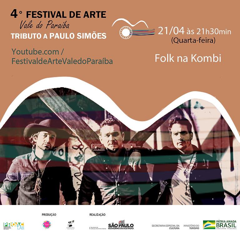 Folk na Kombi | 4º Festival de Arte Vale do Paraíba