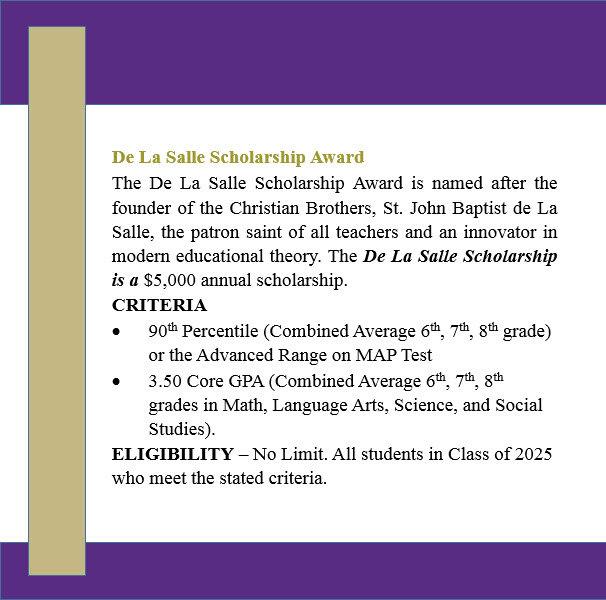 De La Salle Scholarship Award.jpg