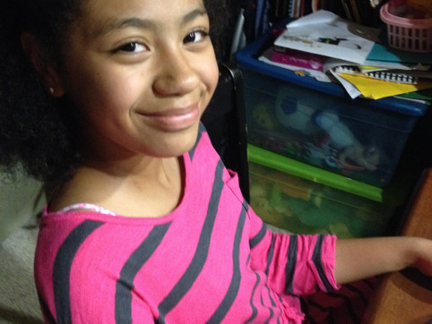 Mason Contributions Help Colette on Her Path