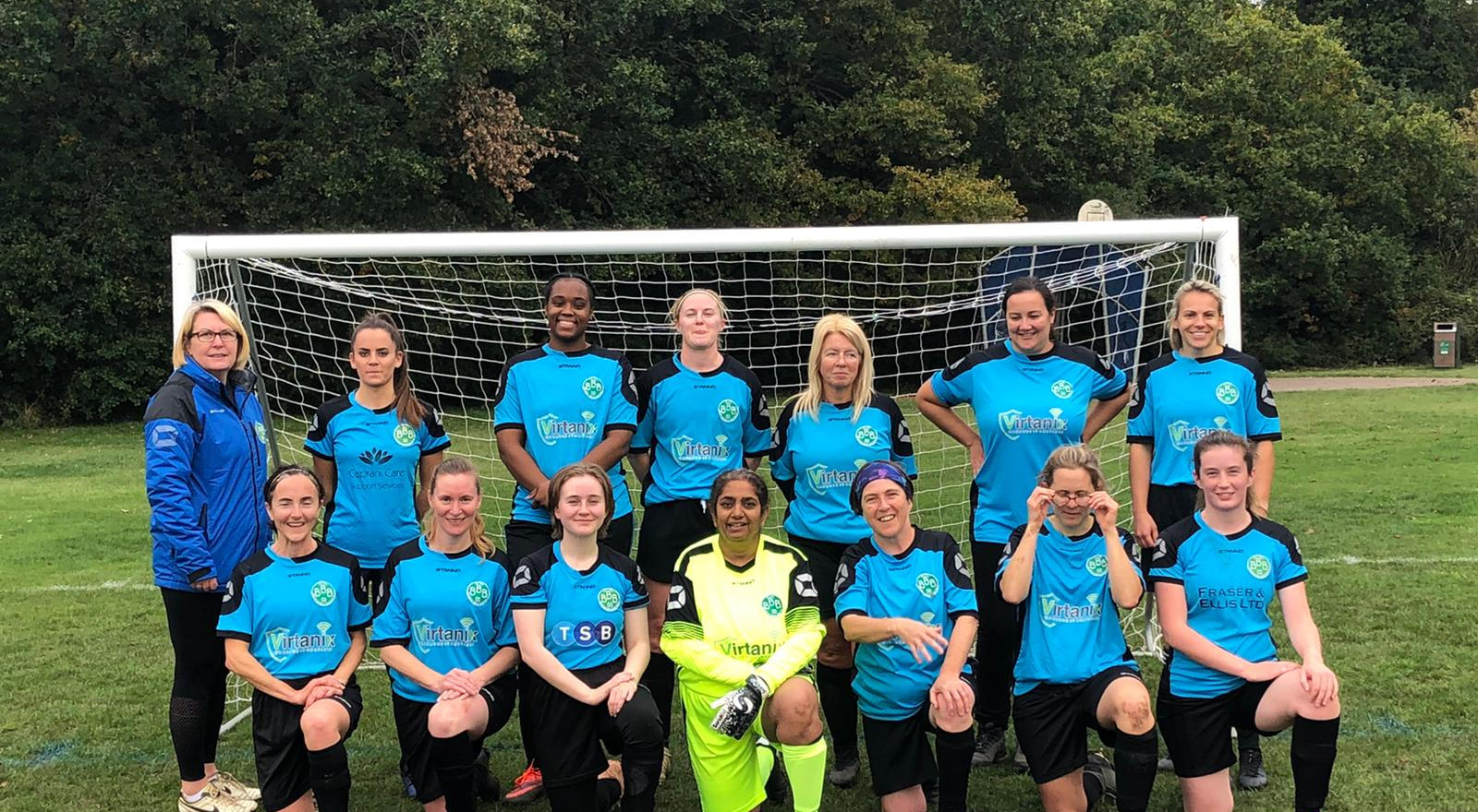 Women's Team - County Flexi League