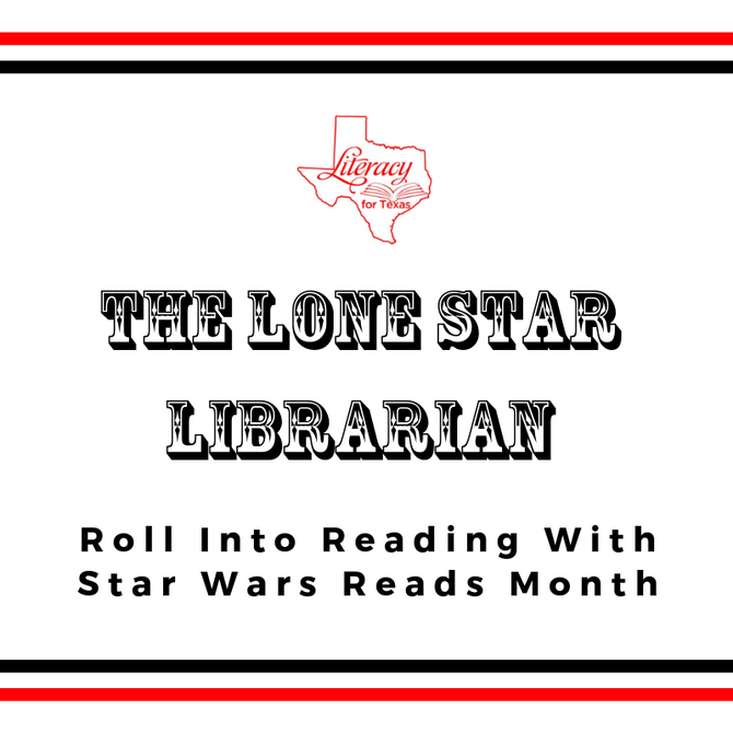 Roll Into Reading With Star Wars Reads Month