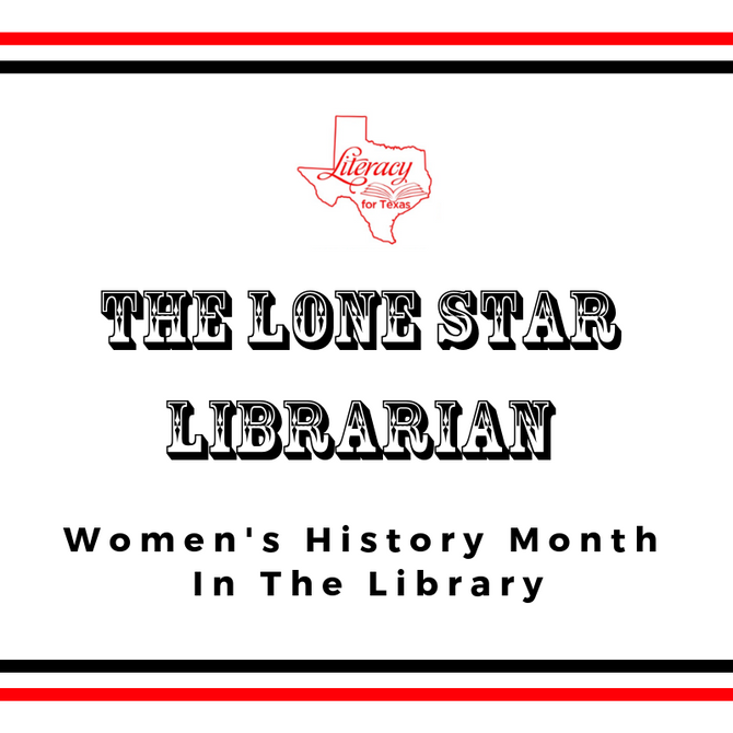 Women's History Month In The Library