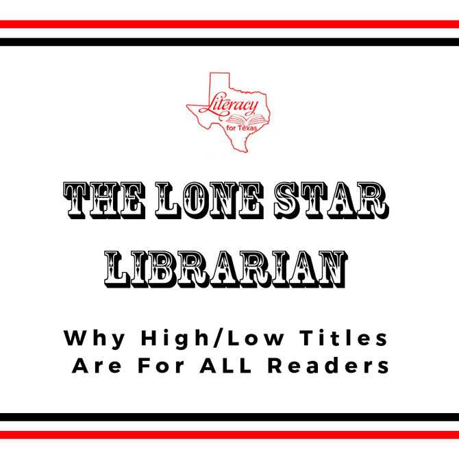Why High/Low Titles Are For ALL Readers