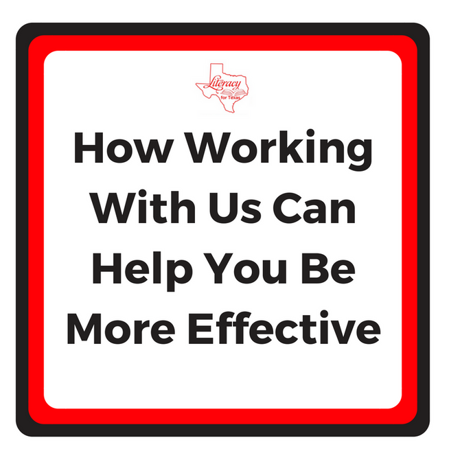 How Working With Us Can Help You Be More Effective