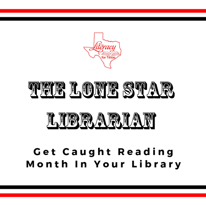 Get Caught Reading Month In Your Library