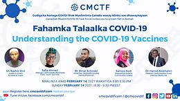 SOMALI TOWN HALL COVID-19 VACCINES