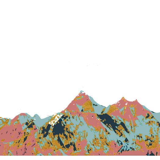 berg van goud