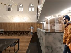 ontwerp restaurant