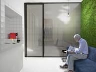 ontwerp kantoor