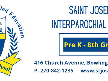 St. Joseph School Sponsor and Community Partner