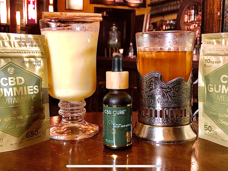Holiday Mocktails . . . Getting Festive Without the Hangover!