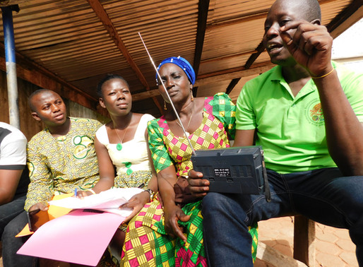 PRESS RELEASE: Launch of free Farmers' Voice Radio resources