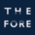 The Fore logo - blue background (default