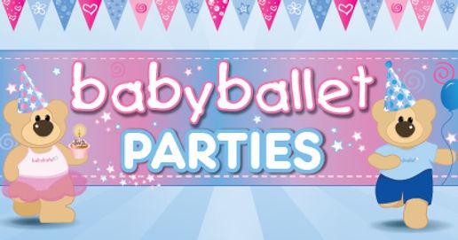 baby ballet parties