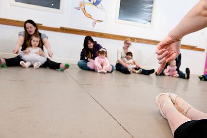 ballet school burnley