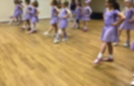 oldham dance classes for kids