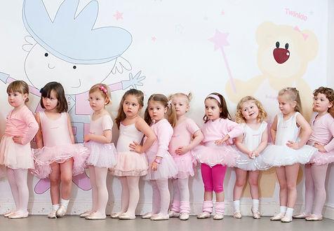ballet schools near me