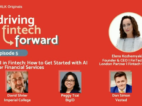 AI in Fintech: Accelerating Profits & Competitiveness in Financial Services