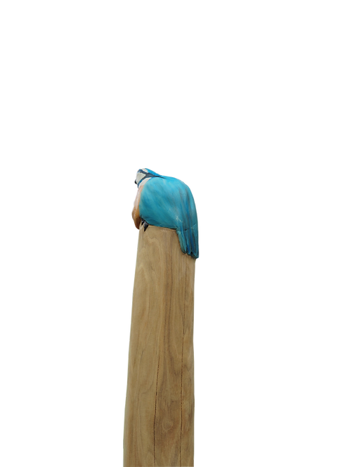 Vogel Stele