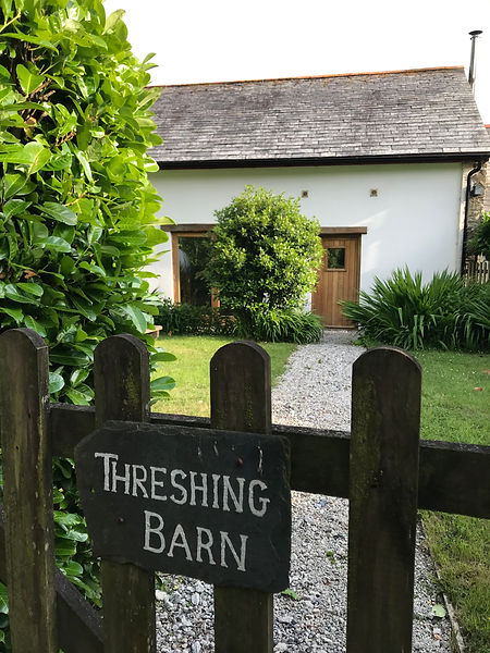 Threshing Barn entrance