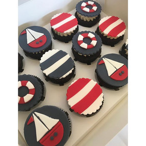 How cute are these # nautical theme cupc