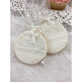 How adorable are these bridal shower coo