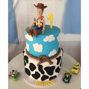 You guessed it! This Toy Story theme was
