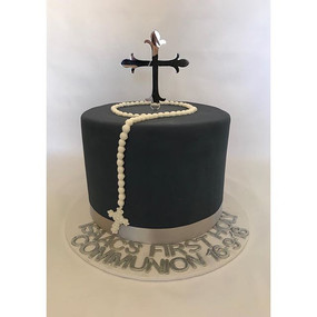 Such an elegant cake! I love it 😍 This