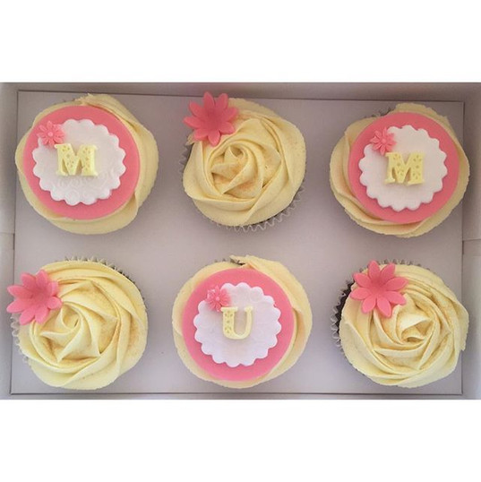 Mother's Day cupcakes available for purc